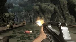 FC 2 USAS-12 firing