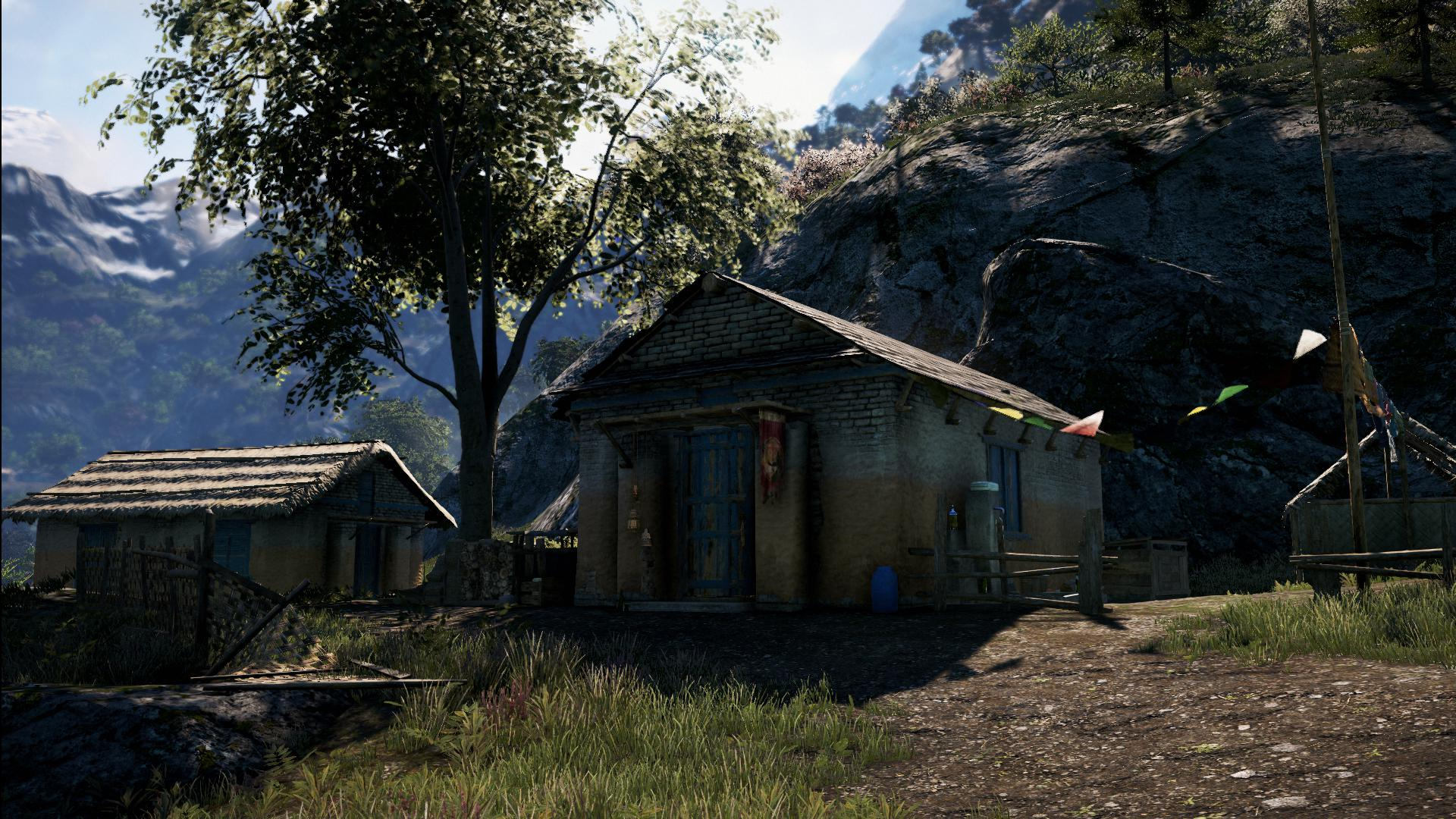Old isha 39 s house far cry wiki fandom powered by wikia for Classic house wiki