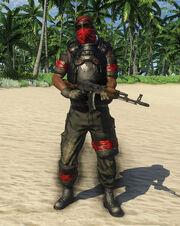 Pirate Defender Boss