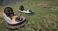 Hovercraft colors