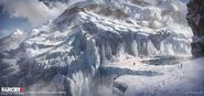 Far Cry 4 DLC Valley of the Yetis concept art by XuZhang (38)