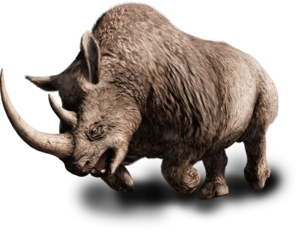 Far Cry Primal woolly rhino