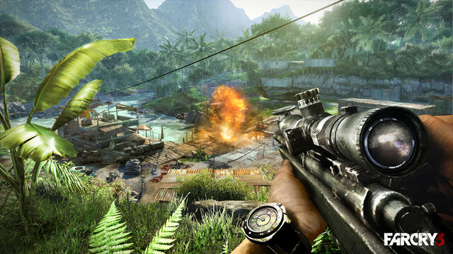 File:FC3 GC2011 screenshot sniper logo.jpg