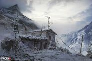 Far Cry 4 DLC Valley of the Yetis concept art by XuZhang (61)