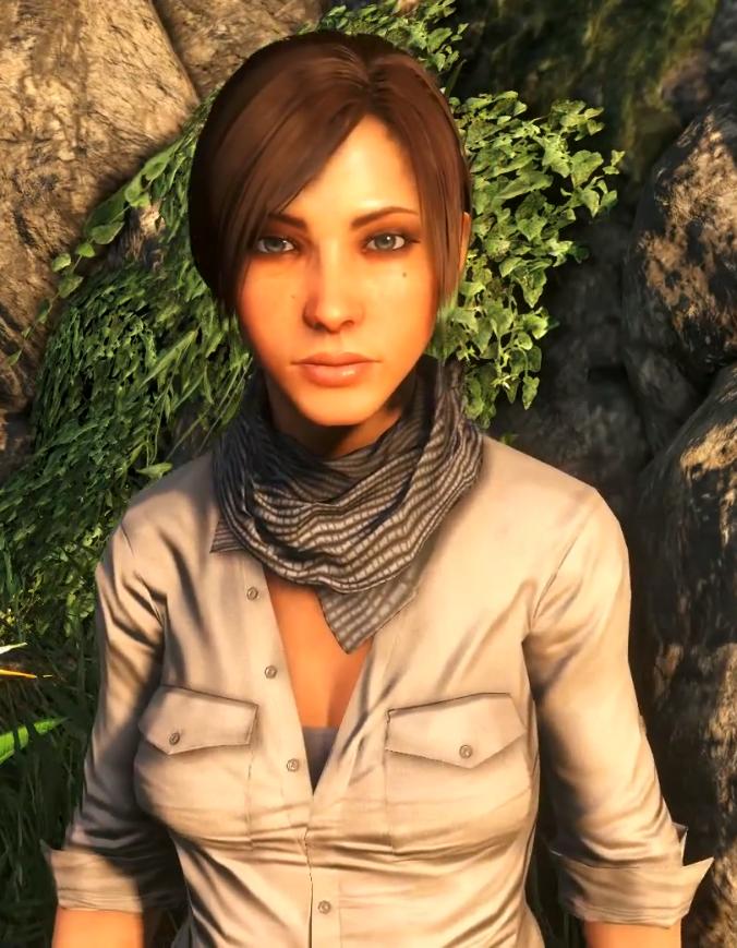 Far Cry 3 Citra Actress Liza Snow | Far...