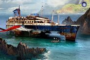 Farcry3 early-concept ship-wreck3