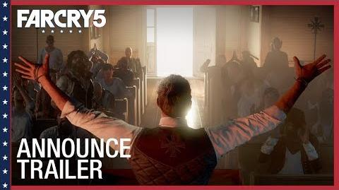Far Cry 5 Official Announce Trailer Ubisoft US