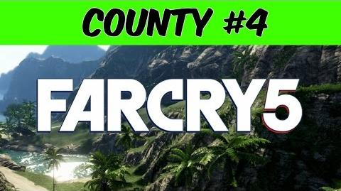 Far Cry 5 Welcome to Hope County 4 Porfirios guarding this channel