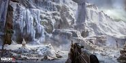 Far Cry 4 DLC Valley of the Yetis concept art by XuZhang (35)