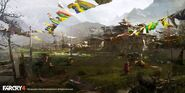 Farcry4 monastry by donglu yu additions 01
