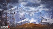 Far Cry 4 DLC Valley of the Yetis concept art by XuZhang (17)