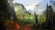 Farcry3 early-concept amusement-park3 scrapped-idea