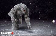 Far Cry 4 DLC Valley of the Yetis concept art by XuZhang (72)