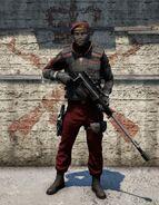 Guard Sniper
