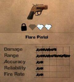 FC2 MP Flare Pistol