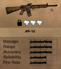 FC2 MP AR-16