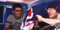 Scott Bredell's UK Tour Diary: Blood Santa