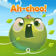 Apple Ah-Choo!