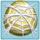 Alligator egg 1-stage under cobweb