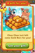 Gold Bars from Choochoo 2