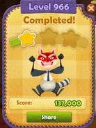 Rancid In Level Success Screen
