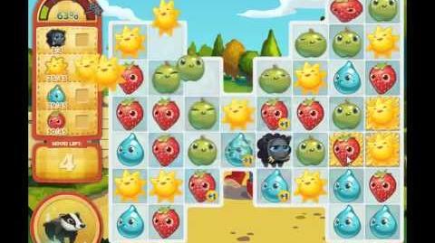 Farm Heroes Saga Level 1069