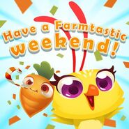 Events Have a farmtastic weekend