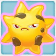 Sun grumpy