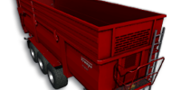 Krampe Big Body 900 (Farming Simulator 2013)