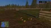 Farming Simulator 2017 Dirty Feeding Zone