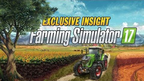 Making of Farming Simulator 17 Teaser