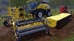 New Holland DLC FS15