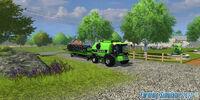 Harvesters (Farming Simulator 2013)