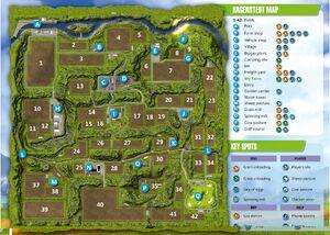 Map Hagenstedt