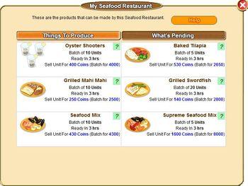MySeafoodRestaurant