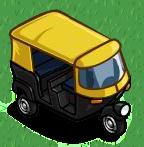 Rickshaw-icon