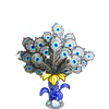 Simple Feather Tree-icon