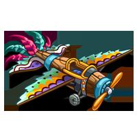 Biplane (Caveman Club)-icon