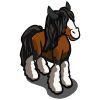 Brown Gypsy Foal-icon
