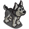 Husky Puppy-icon