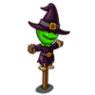 Witch Scarecrow-icon