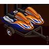 Trailer & Skis-icon