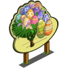 Spring Egg Tree Mastery Sign-icon