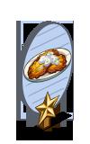 Potato Latke 1 Star Mastery Sign-icon