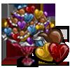 Chocolate Heart Tree-icon