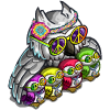 Owl Peace Troop-icon