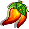 Volcano Chili Pepper-icon