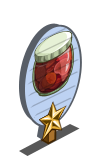 Pickled Lupin 1 Star Mastery Sign-icon