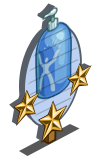 Energizing Lotion 3 Star Mastery Sign-icon