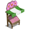 Pink Aster Stall-icon